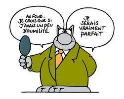 Le chat_humilité